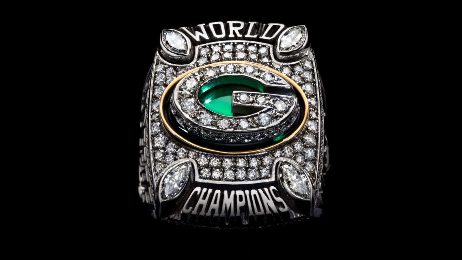 2010 Green Bay Packers World Championship Ring