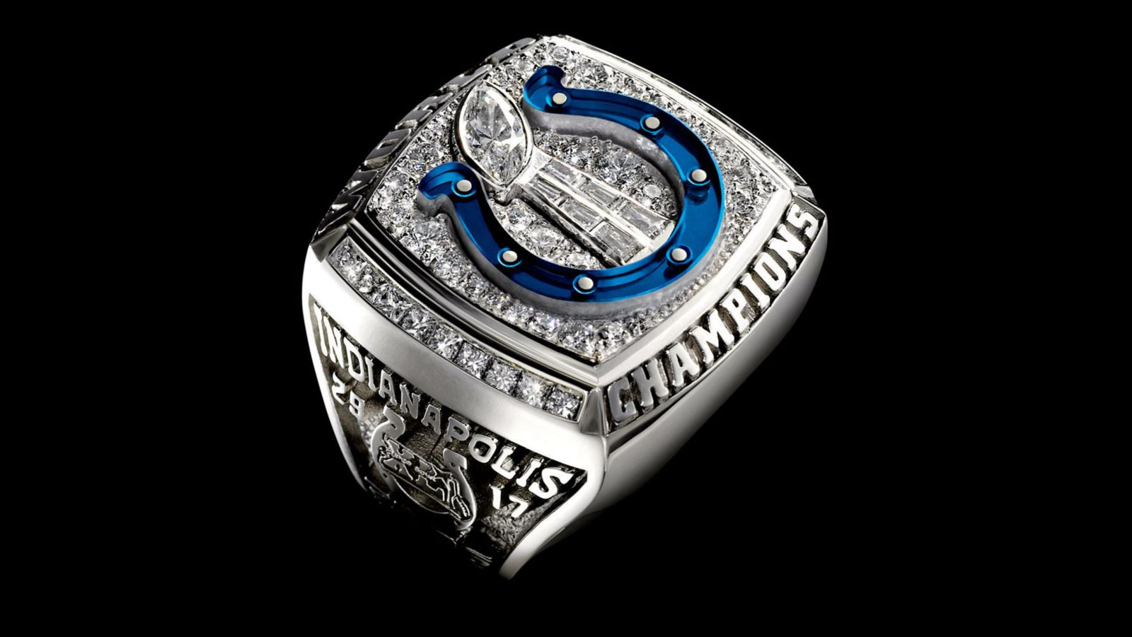 2006 Indiana Colts Super Bowl Championship Ring