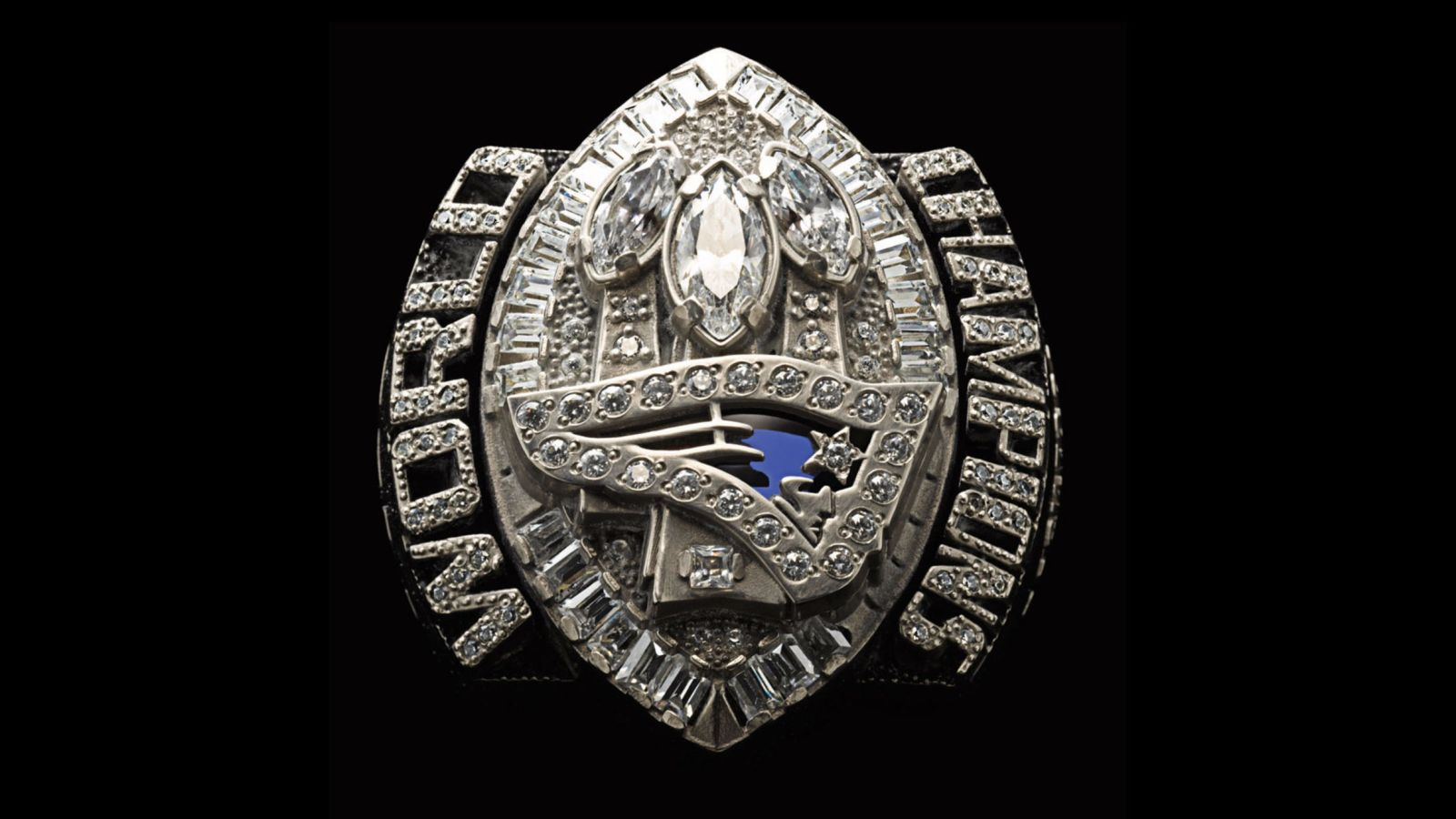 2004 New England Patriots World Championship Ring