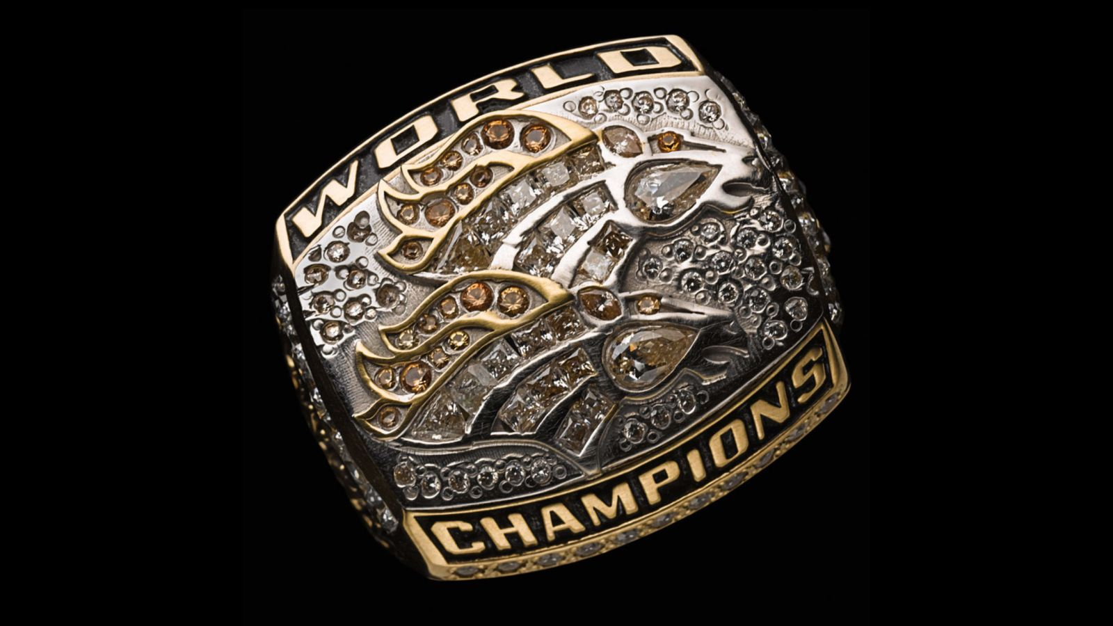 1998 Denver Broncos Super Bowl Championship Ring