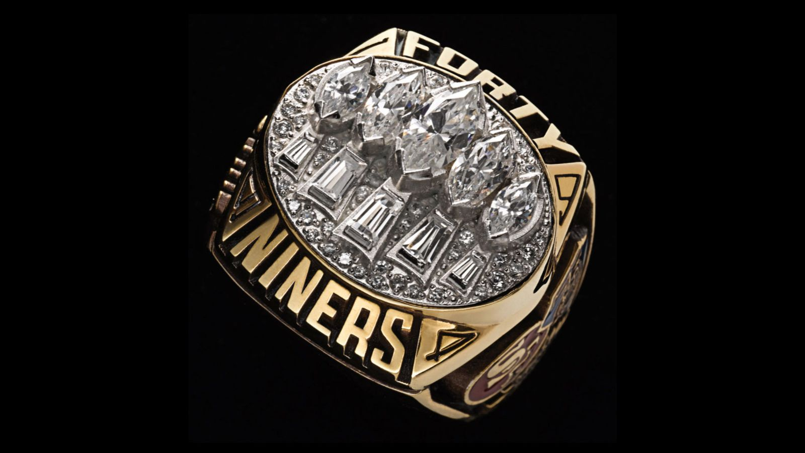 1994 San Francisco 49ers Super Bowl Championship Ring