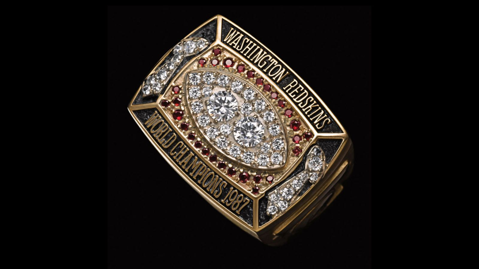 1987 Washington Redskins Super Bowl Championship Ring