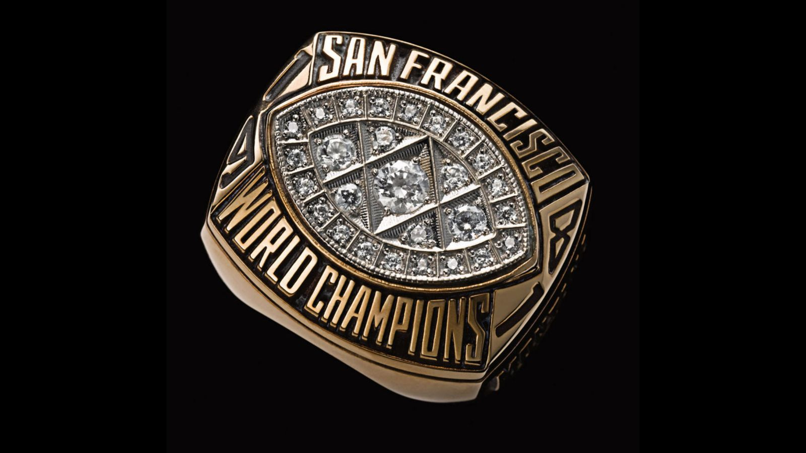 1981 San Francisco 49ers Super Bowl Championship Ring