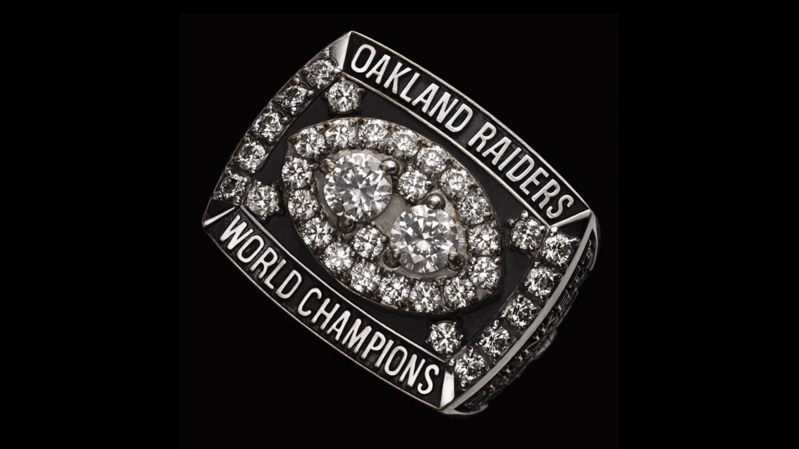 1980 Oakland Raiders Super Bowl Championship Ring