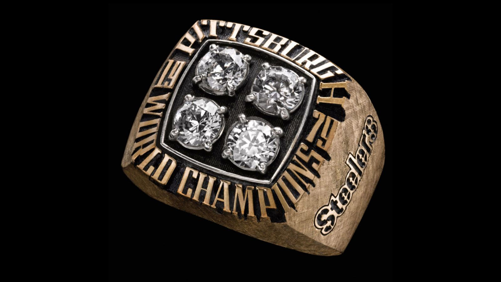 1979 Pittsburgh Steelers Super Bowl Championship Ring