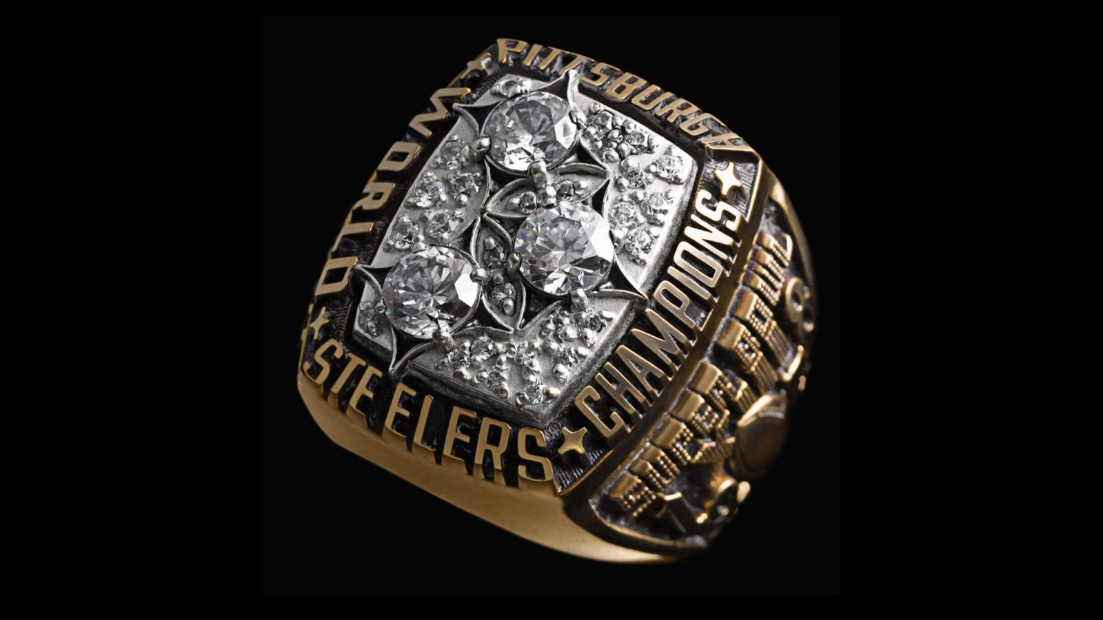 1978 Pittsburgh Steelers World Championship Ring