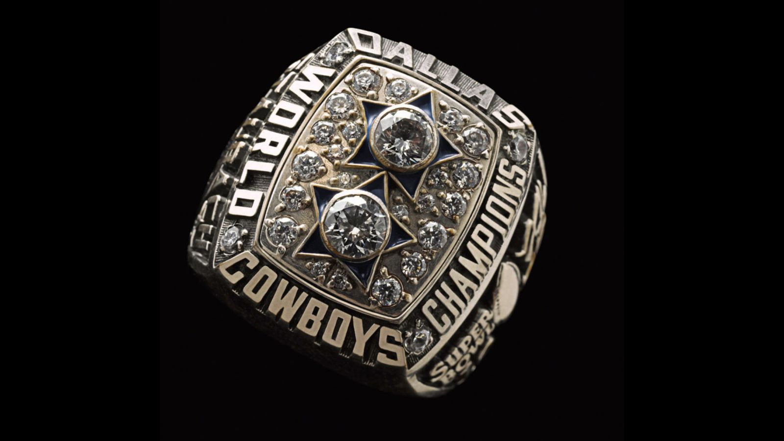 1977 Dallas Cowboys Super Bowl Championship Ring
