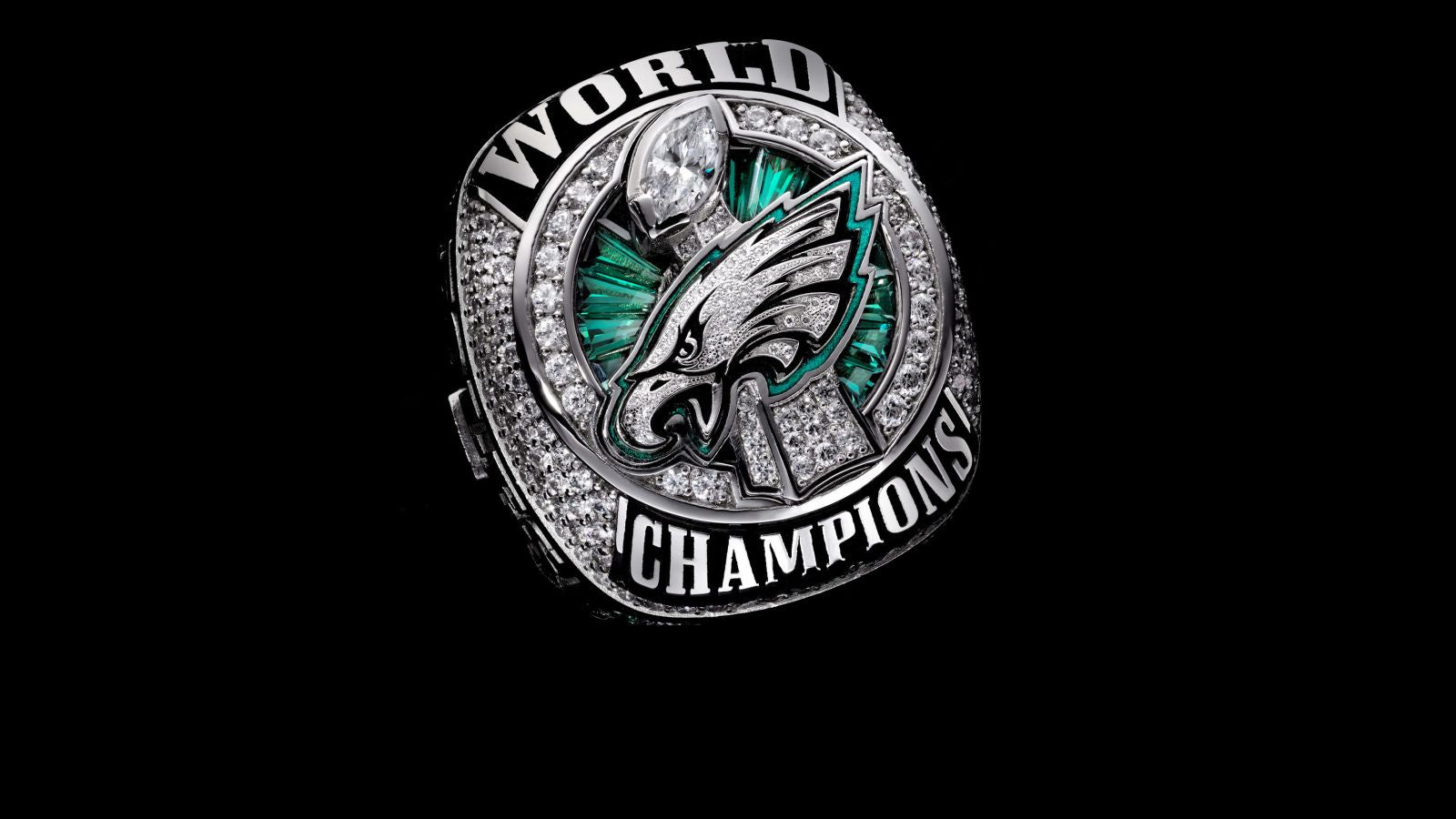 2018 Philadelphia Eagles Super Bowl Championship Ring