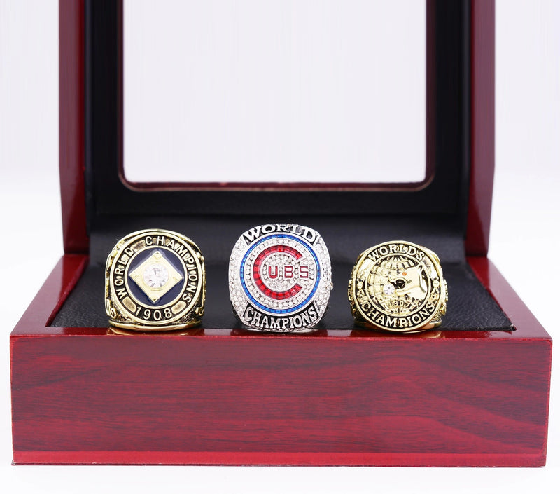 2016 Chicago Cubs World Series Championship Ring(Zobrist) - foxfans.myshopify.com