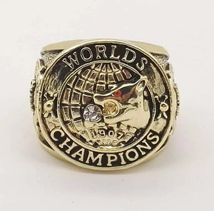 1907 Chicago Cubs World Series Championship Ring