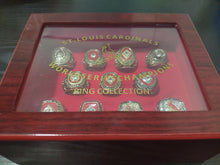 Load image into Gallery viewer, 1982/2006/2011 St. Louis Cardinals World Series Championship Rings Set - foxfans.myshopify.com