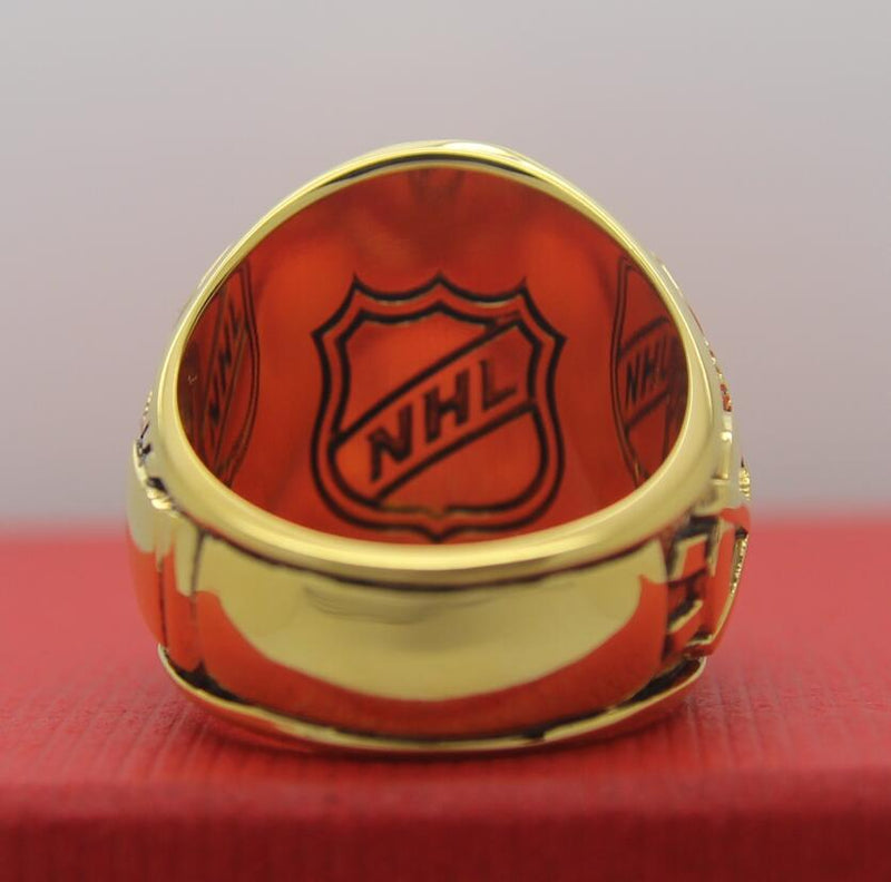 1961 Chicago Blackhawks Stanley Cup Ring  - Premium Series