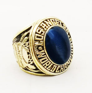 1963 Los Angeles Dodgers World Series Championship Ring