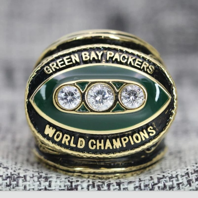 1967 Green Bay Packers Super Bowl Ring - Premium Series - foxfans.myshopify.com