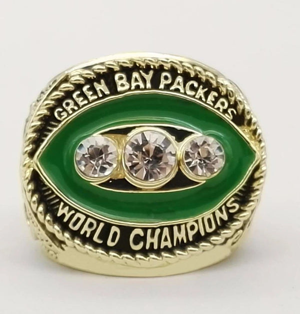 1967 Green Bay Packers Super Bowl Championship Ring - foxfans.myshopify.com