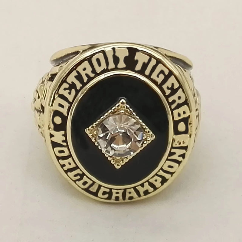 1968 Detroit Tiger World Series Championship Ring - foxfans.myshopify.com