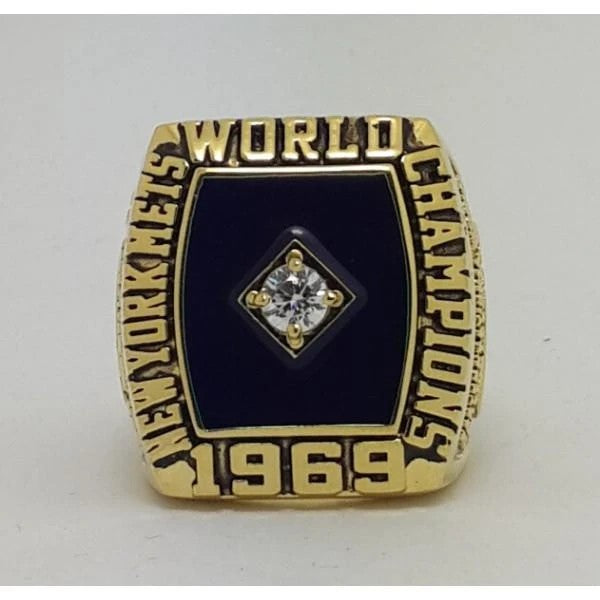 1969 New York Mets World Series Ring - Premium Series