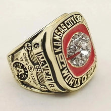 Load image into Gallery viewer, 1969 Kansas City Chiefs Super Bowl Championship Ring
