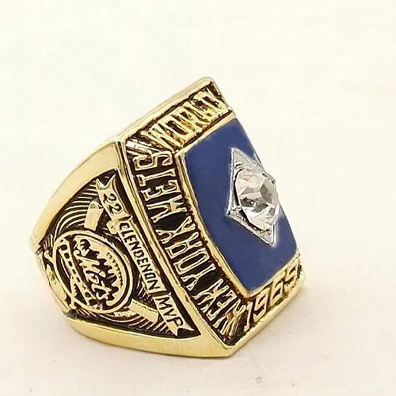 1969 New York Mets World Series Championship Ring - foxfans.myshopify.com
