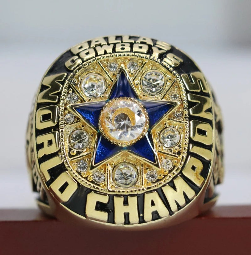 1971 Dallas Cowboys Super Bowl Ring - Premium Series - foxfans.myshopify.com