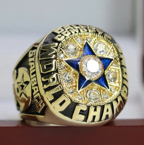 1971 Dallas Cowboys Super Bowl Ring - Premium Series