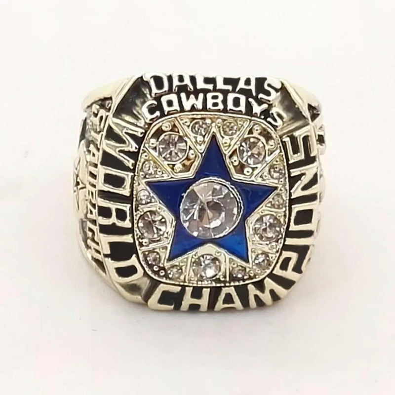 1971 Dallas Cowboys Super Bowl Championship Ring - foxfans.myshopify.com