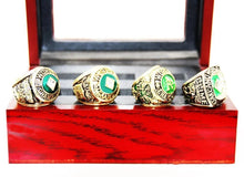 Load image into Gallery viewer, 1972/1973/1974/1989 Oakland Athletics World Series Championship Rings Sets - foxfans.myshopify.com
