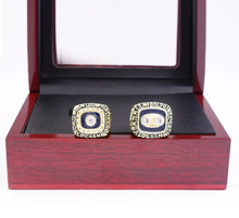 Load image into Gallery viewer, 1972/1973 Miami Dolphins Super Bowl Championship Rings Set