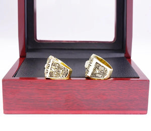 1972/1973 Miami Dolphins Super Bowl Championship Rings Set
