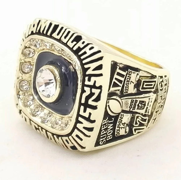 1972 Miami Dolphins Super Bowl Championship Ring - foxfans.myshopify.com