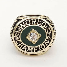 Load image into Gallery viewer, 1973 Oakland Athletics World Series Championship Ring