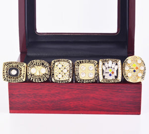 1974 Pittsburgh Steelers Super Bowl Championship Ring