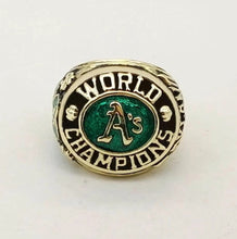 Load image into Gallery viewer, 1974 Oakland Athletics World Series Championship Ring