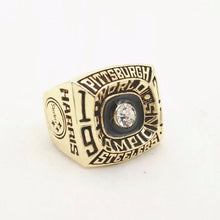 Load image into Gallery viewer, 1974 Pittsburgh Steelers Super Bowl Championship Ring - foxfans.myshopify.com