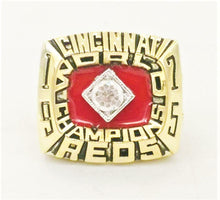 Load image into Gallery viewer, 1975 Cincinnati Reds World Series Championship Ring