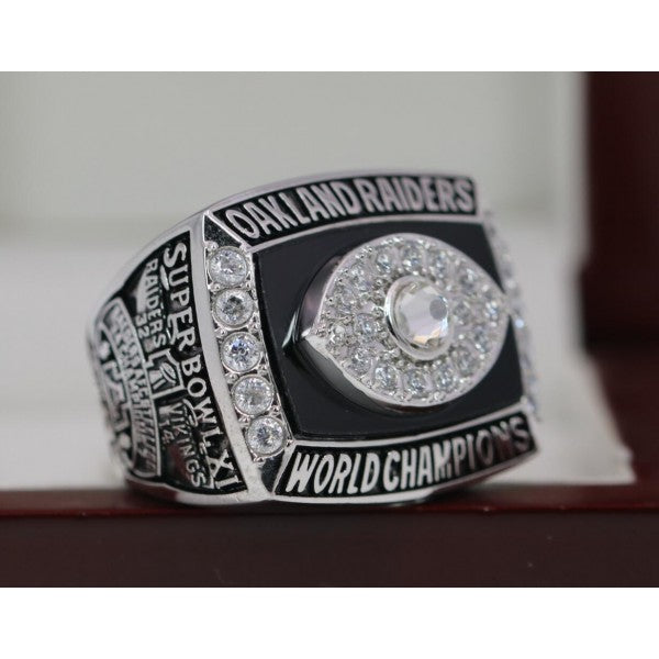 1976 Oakland Raiders Super Bowl Ring - Premium Series - foxfans.myshopify.com