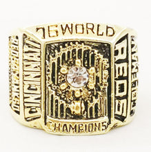 Load image into Gallery viewer, 1976 Cincinnati Reds World Series Championship Ring