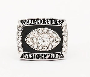 1976 Oakland Raiders Super Bowl Championship Ring