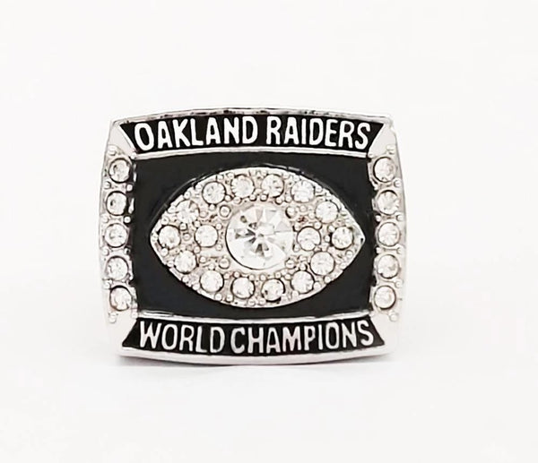 1976 Oakland Raiders Super Bowl Championship Ring - foxfans.myshopify.com