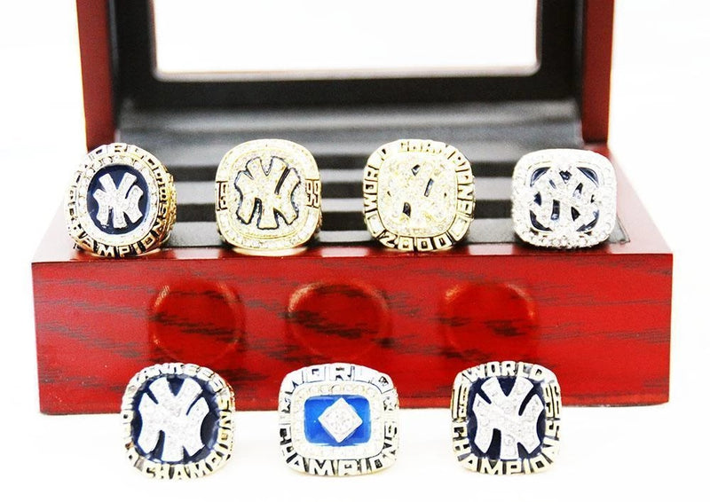 1977 New York Yankees World Series Championship Ring - foxfans.myshopify.com
