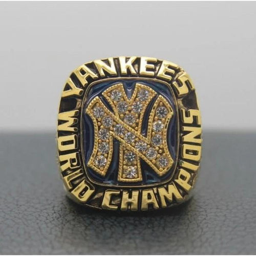 1977 New York Yankees World Series Ring - Premium Series