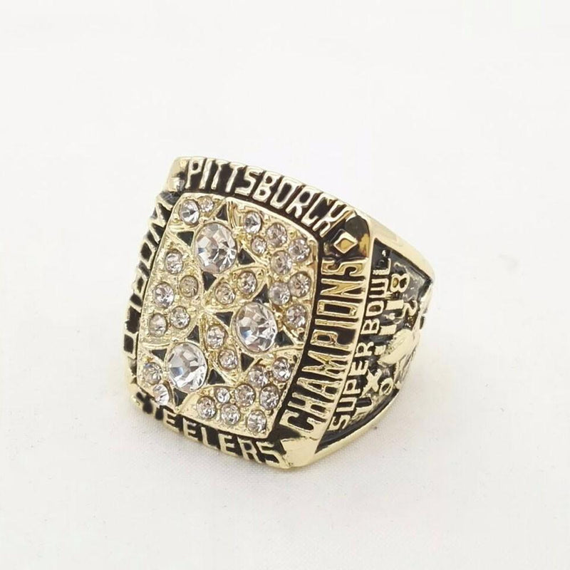 1978 Pittsburgh Steelers Super Bowl Championship Ring - foxfans.myshopify.com