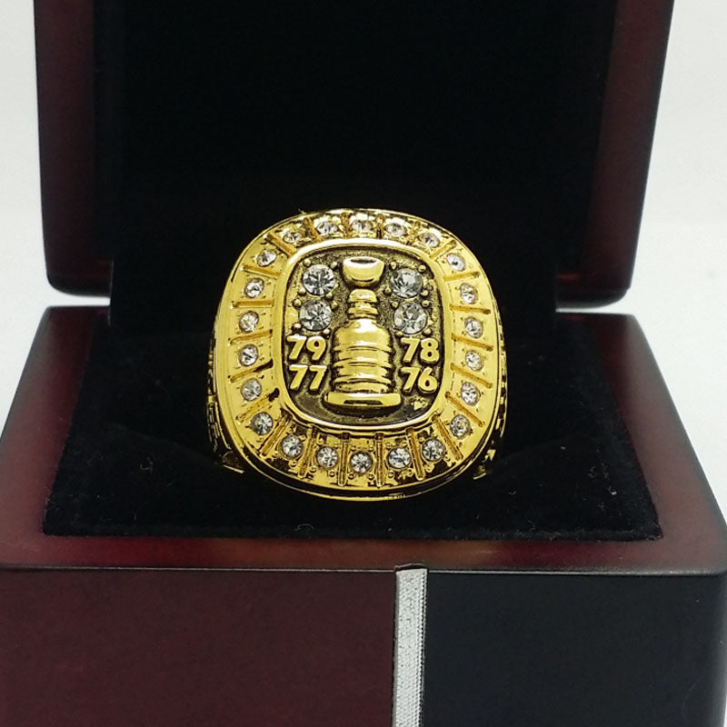 1979 Montreal Canadiens Stanley Cup Ring - Premium Series