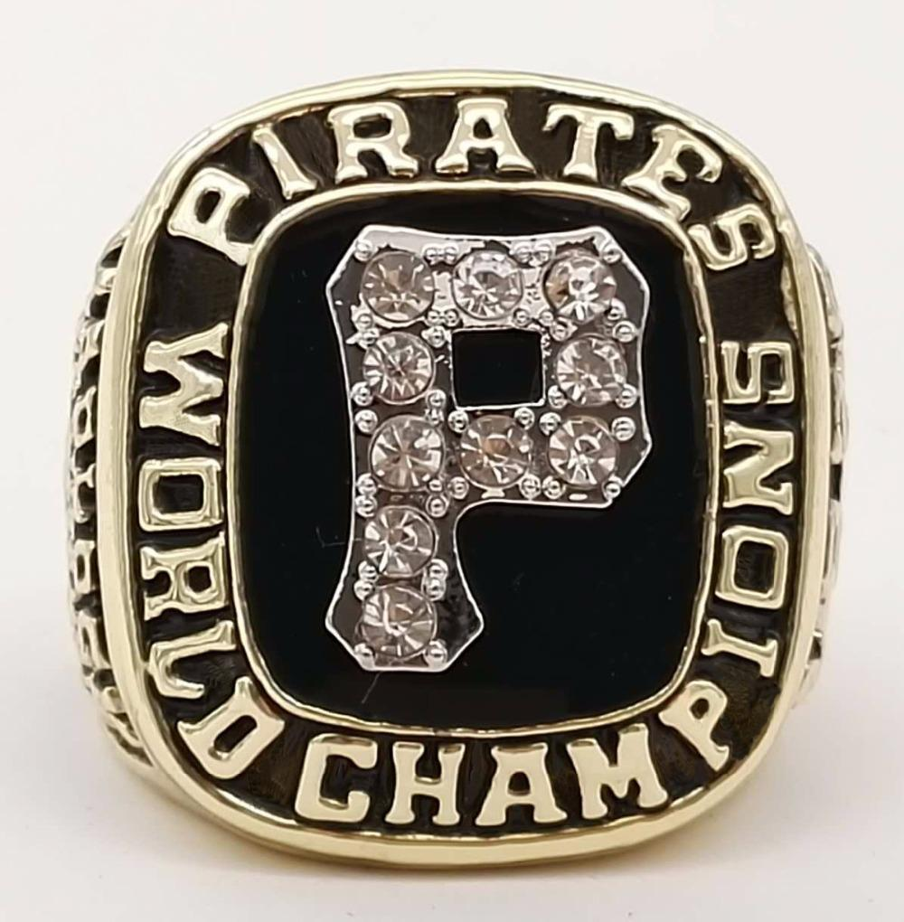 1979 Pittsburgh Pirates World Series Championship Ring - foxfans.myshopify.com