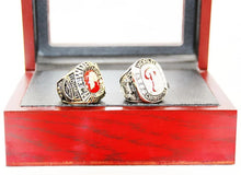 Load image into Gallery viewer, 1980/2008 Philadelphia Philies World Series Championship Rings Sets