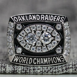 1980 Oakland Raiders Super Bowl Ring - Premium Series - foxfans.myshopify.com