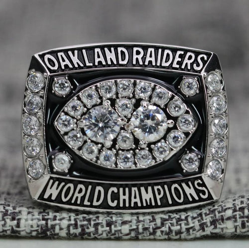 1980 Oakland Raiders Super Bowl Ring - Premium Series