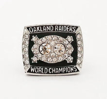 Load image into Gallery viewer, 1980 Oakland Raiders Super Bowl Championship Ring
