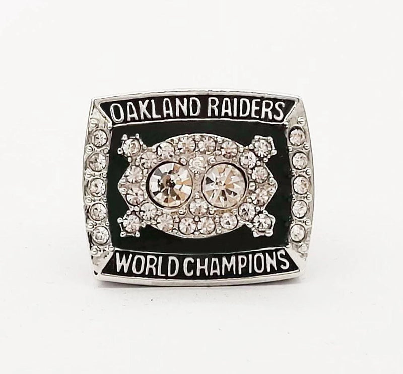 1980 Oakland Raiders Super Bowl Championship Ring - foxfans.myshopify.com