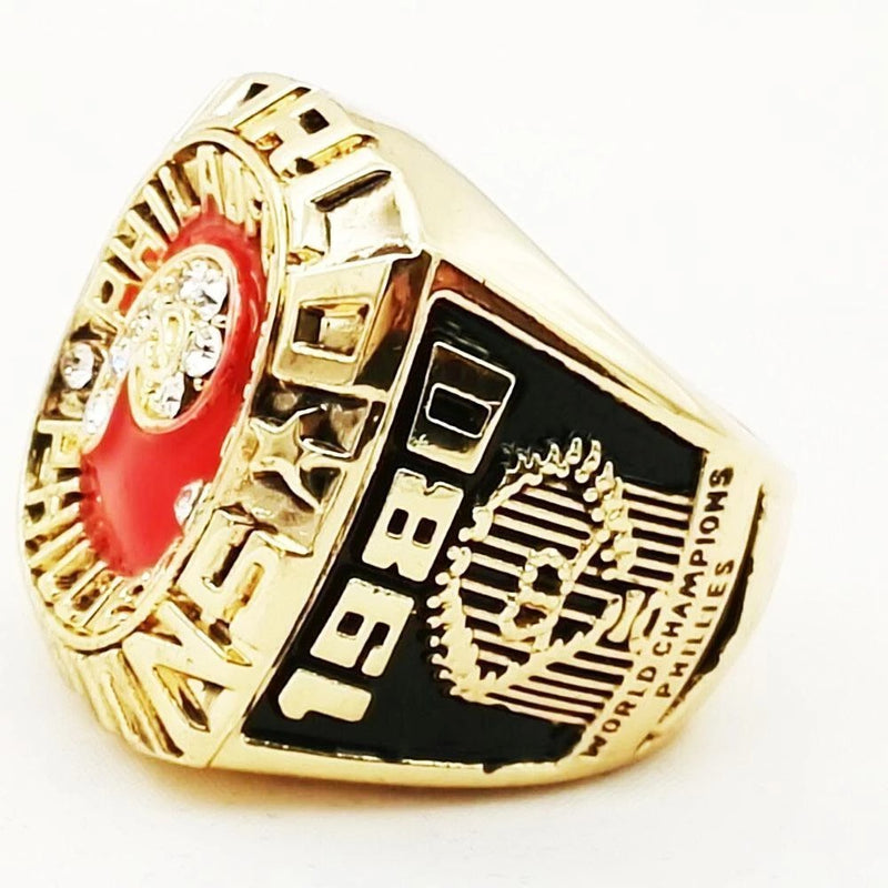 1980 Philadelphia Phillies World Series Championship Ring - foxfans.myshopify.com